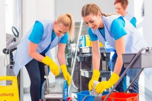 How To Get A Job In A Cleaning Company