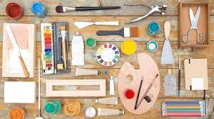 Traditional Art Materials For Artists